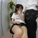 センズリ鑑賞・素人娘21才恥じらいながら過激に相互オナニー