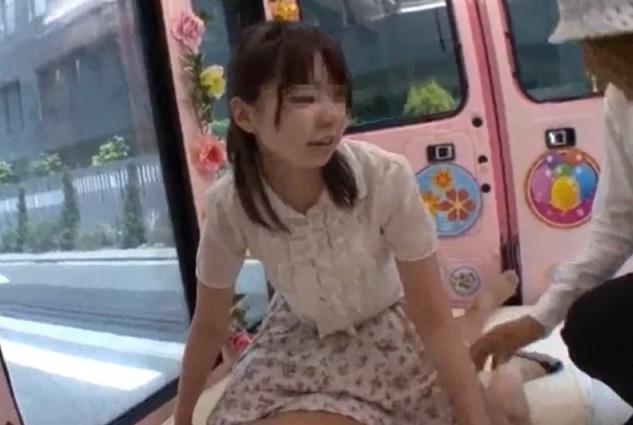 ジックミラー便 女子大生の素股編04
